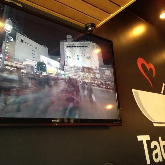 8/6/2012 tarihinde Chris H.ziyaretçi tarafından Tatsu Ramen'de çekilen fotoğraf