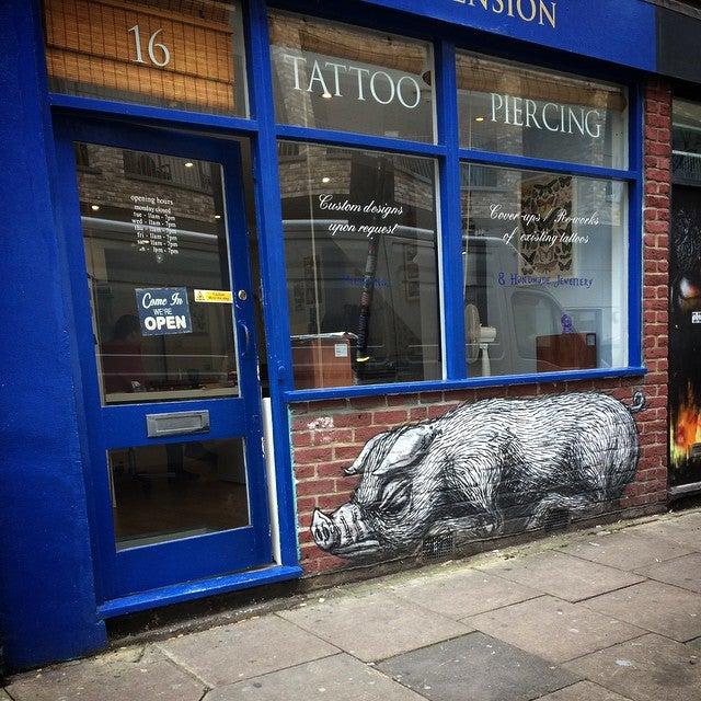 Fifth Dimension Tattoo & Piercing Studio