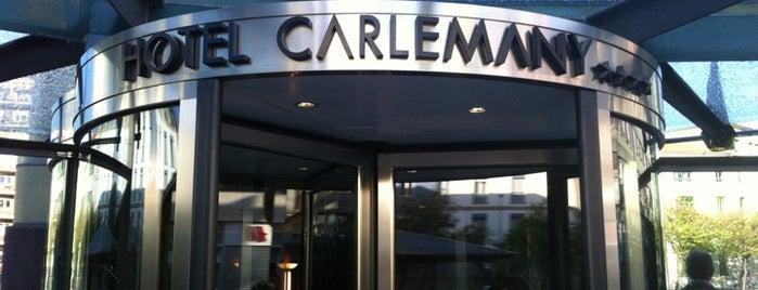 Hotel Carlemany is one of Astrid'in Beğendiği Mekanlar.