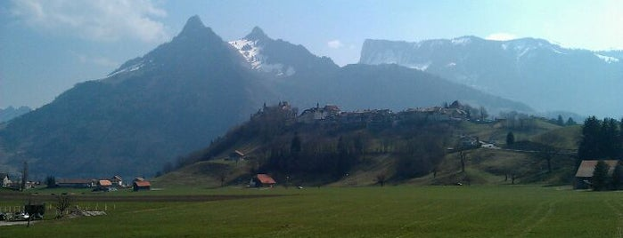Château de Gruyères is one of Liechtenstein, Switzerland.