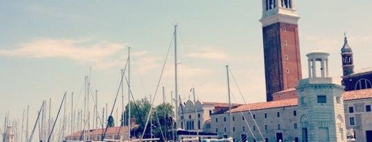 San Giorgio Maggiore is one of Venice.