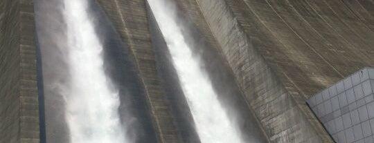 Miyagase Dam is one of 宮ヶ瀬&津久井湖 ポタ=3=3=3.
