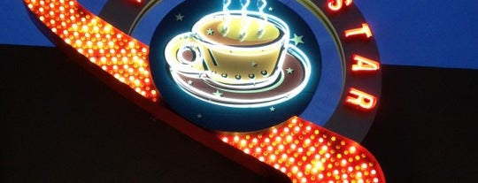 Flying Star Café is one of Albuquerque NM.