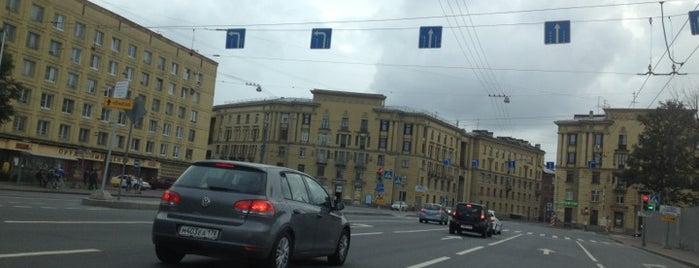Тульская улица is one of สถานที่ที่ Катеринга ถูกใจ.