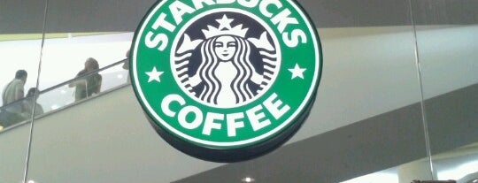 Starbucks is one of Locais curtidos por Liya.