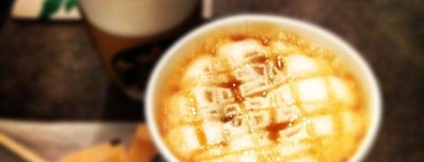 Starbucks is one of Locais salvos de Dr. Sultan.