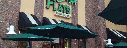 Tijuana Flats is one of Annette 님이 저장한 장소.