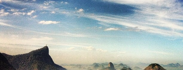 Vista Chinesa is one of rio de janeiro.