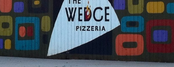 The Wedge Pizzeria is one of Christina 님이 저장한 장소.