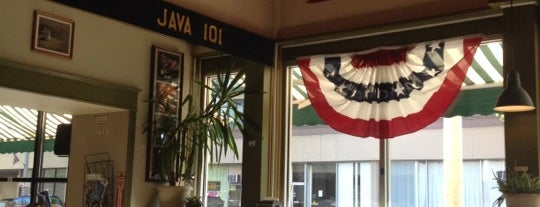 Theo's Java Club is one of QC/Iowa.