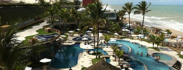 Ocean Palace Beach Resort & Bungalows is one of SEBRAE 2014.