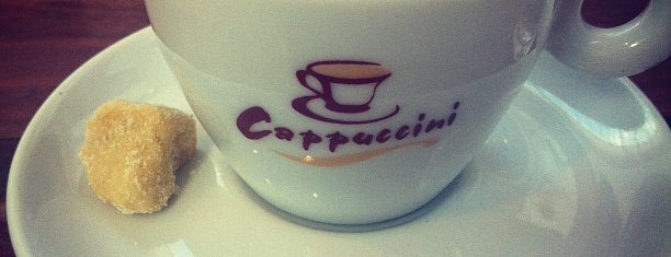 Cappuccini is one of dofono filho do caçadorさんのお気に入りスポット.