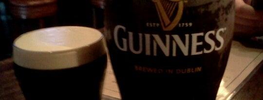 The Irish Oak is one of Drinkz.