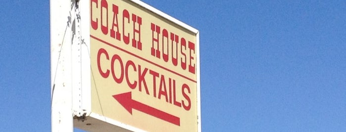Coach House is one of Locais curtidos por Jefe.