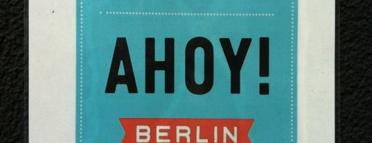 Ahoy! Berlin is one of Berlin, baby!.