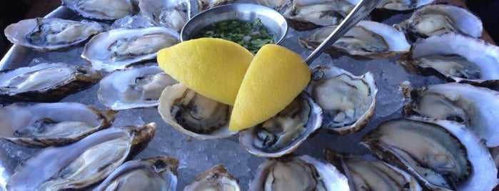Hog Island Oyster Co. is one of 7x7 Big Eat 2012.