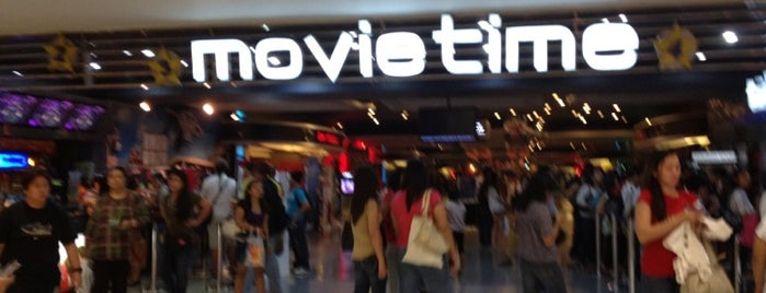 SM Cinema Megamall is one of SM Megamall.