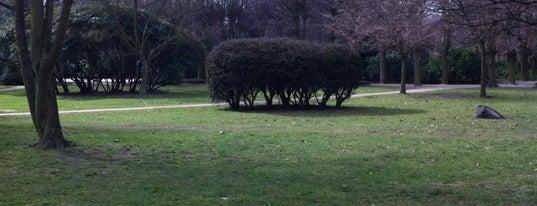 Wohlers Park (Friedhof Norderreihe) is one of StorefrontSticker #4sqCities: Hamburg.