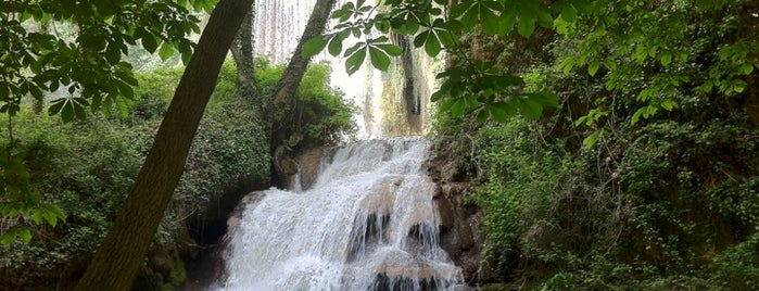 Monasterio de Piedra is one of conoce España.