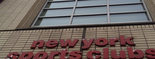 New York Sports Clubs is one of Orte, die Jessica gefallen.