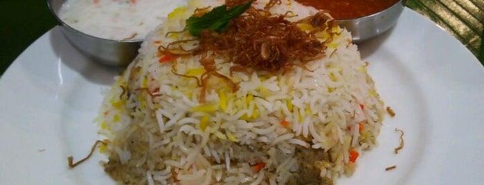 マドラスキッチン is one of LOCO CURRY.