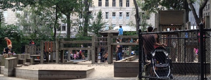 Diana Ross Playground is one of The Great Outdoors NY.