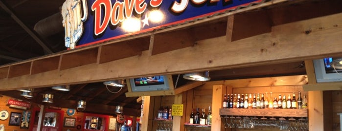 Famous Dave's is one of 416 Tips on 4sqDay 2012.