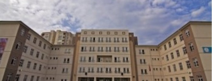 Toki Salih Şükriye Yoluç İlköğretim Okulu is one of Aylin 님이 좋아한 장소.