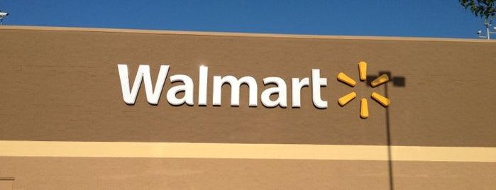 Walmart Supercenter is one of Locais curtidos por Haluk.