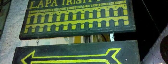Lapa Irish Pub is one of Quem tá no rock....