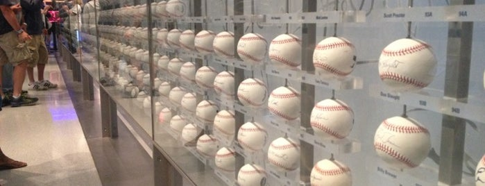 New York Yankees Museum is one of Yankee Favs by YankeeQueen69.