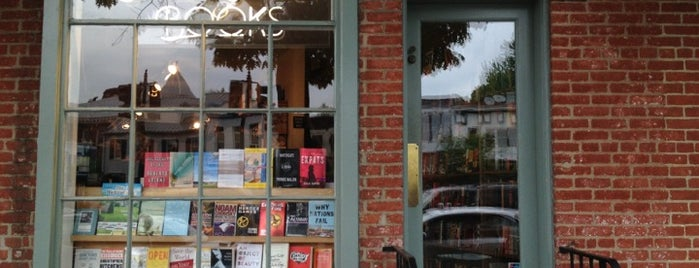 Bridge Street Books is one of DC.
