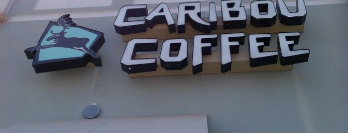 Caribou Coffee is one of Coffee & Cafe's.