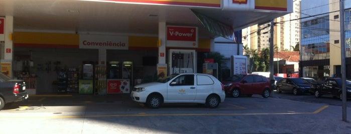 Auto Posto Margodete is one of Orte, die Mauricio gefallen.