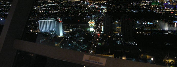 Stratosphere Casino, Hotel & Tower is one of I  2 TRAVEL!! The PACIFIC COAST✈.