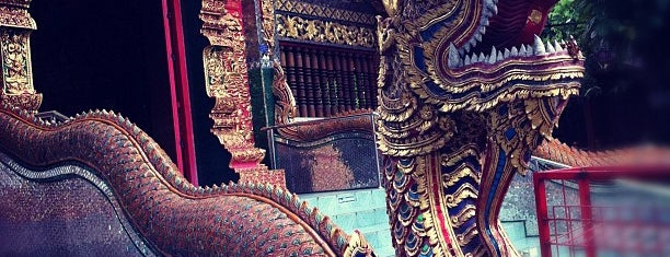 Wat Chai Mongkol is one of Trips / Thailand.