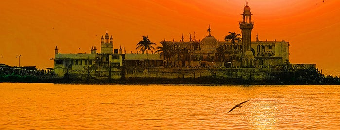 Haji Ali is one of Mumbai.