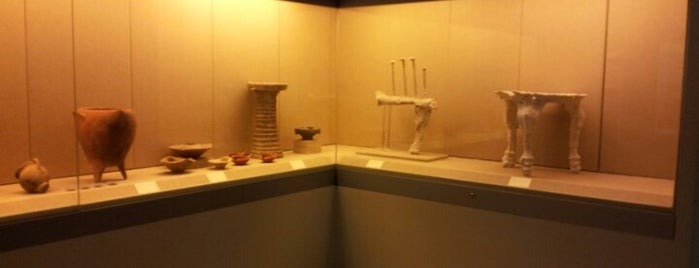 Museum of Prehistoric Thera is one of 5 days in Santorini.