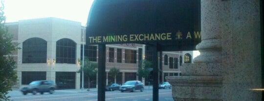 The Mining Exchange, A Wyndham Grand Hotel & Spa is one of Gespeicherte Orte von islisha.