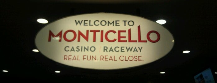 Monticello Casino & Raceway is one of Around Narrowsburg.