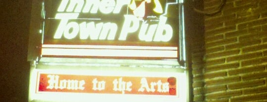 Innertown Pub is one of Riot Fest.