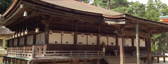 御影堂 is one of World heritage - KOYASAN.