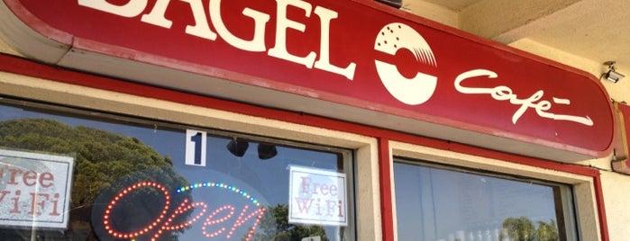 Bagel Cafe is one of I <3 Santa Barbara.