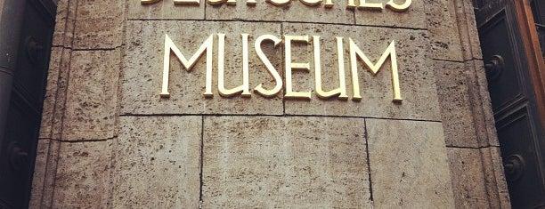 Deutsches Museum is one of Munich Loves U #4sqCities.