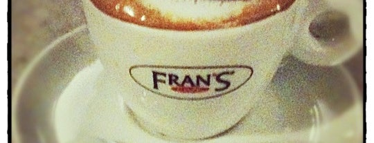 Fran's Café is one of Comer na Madruga em SP.
