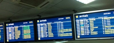 Aeroporto di Kiev-Boryspil (KBP) is one of Posti che sono piaciuti a Galia.