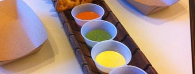 Panas Gourmet Empanadas is one of สถานที่ที่ Richard ถูกใจ.