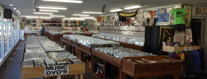 Corner Record Shop is one of Record Shops.