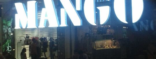 Mango is one of Fave Clothing & Retail Stores.