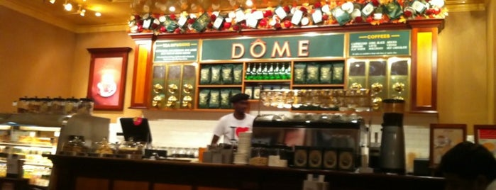DÔME Café is one of Top picks for Cafés & Bars.